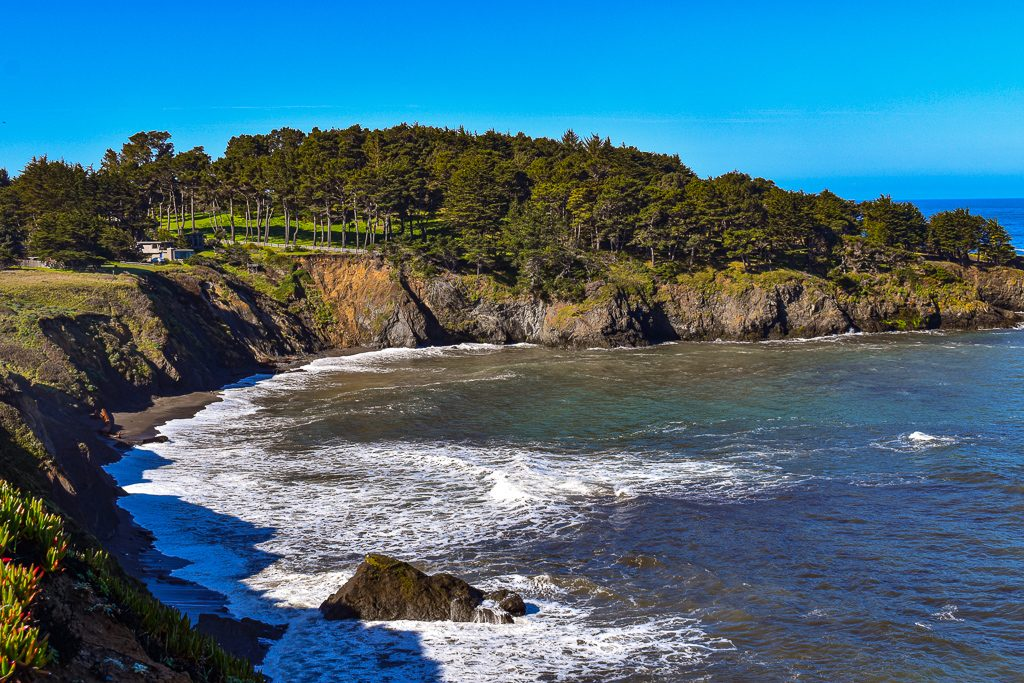 Taking a drive along the dramatic California Coast